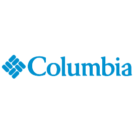 Columbia Logo in Blau