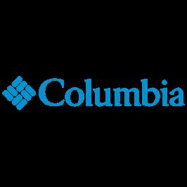 Columbia Logo in Blau
