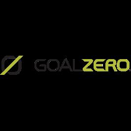 GoalZero Logo auf weißem Hintergrund