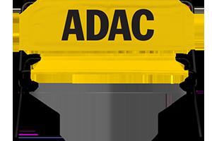 Sitzbank mit ADAC Logo