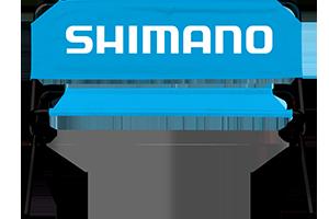 Sitzbank mit Shimano Logo