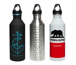 Bedruckte verschließbare Flaschen