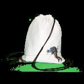 Gymbag - bedruckbarer Turnbeutel aus recycelten Materialien
