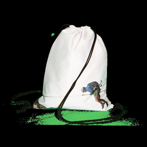 Produktbild Gymbag – bedruckbarer Turnbeutel aus recycelten Materialien