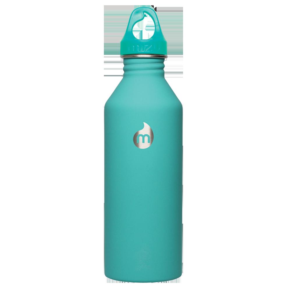 Mizu Custom Flaschen und Gläser als bedruckte, nachhaltige Werbemittel