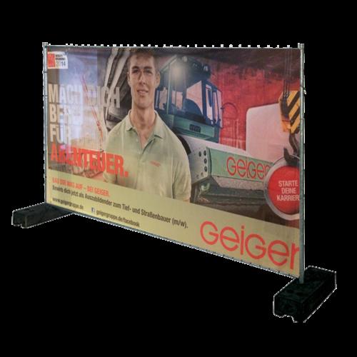 Produktbild Banner – Polyester, Canvas oder Plane