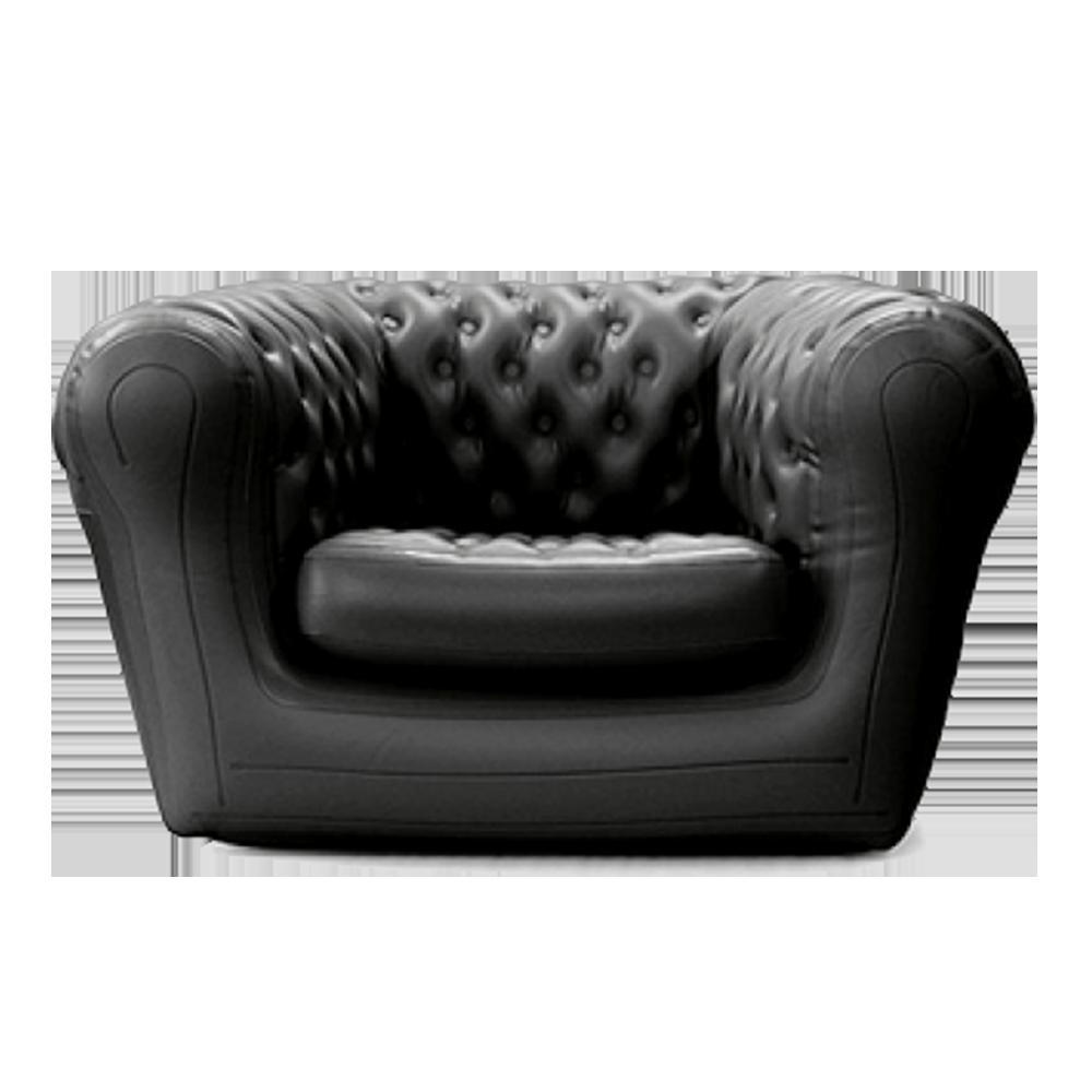 Chesterfield air die original aufblasbare couch bas for Sofa aufblasbar