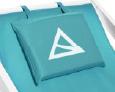 Logochair Kopfstütze hellblau