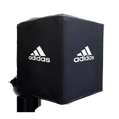 Sitzwürfel Adidas schwarz