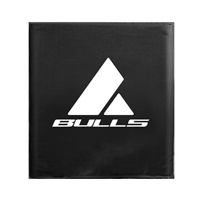 faltbarer und bedruckbarer Sitzwürfel Bulls