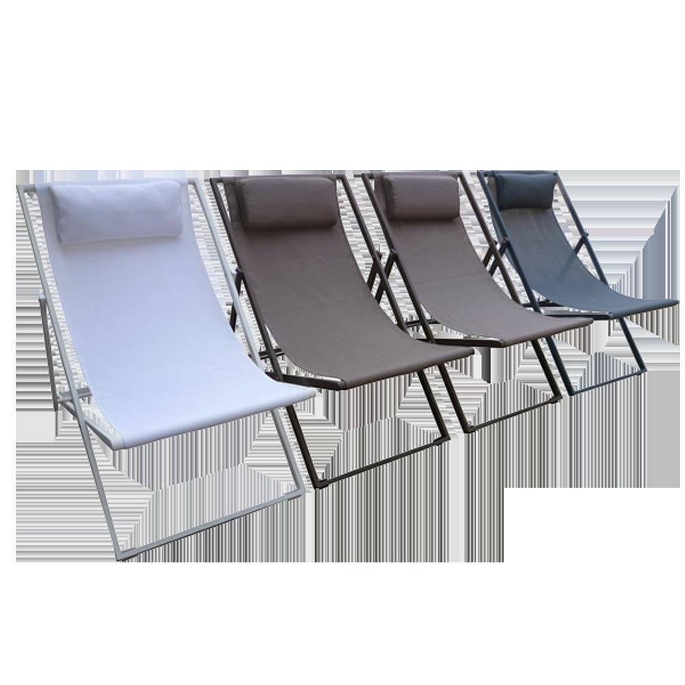 Bedruckbare Liegestühle - Strandliege Holz