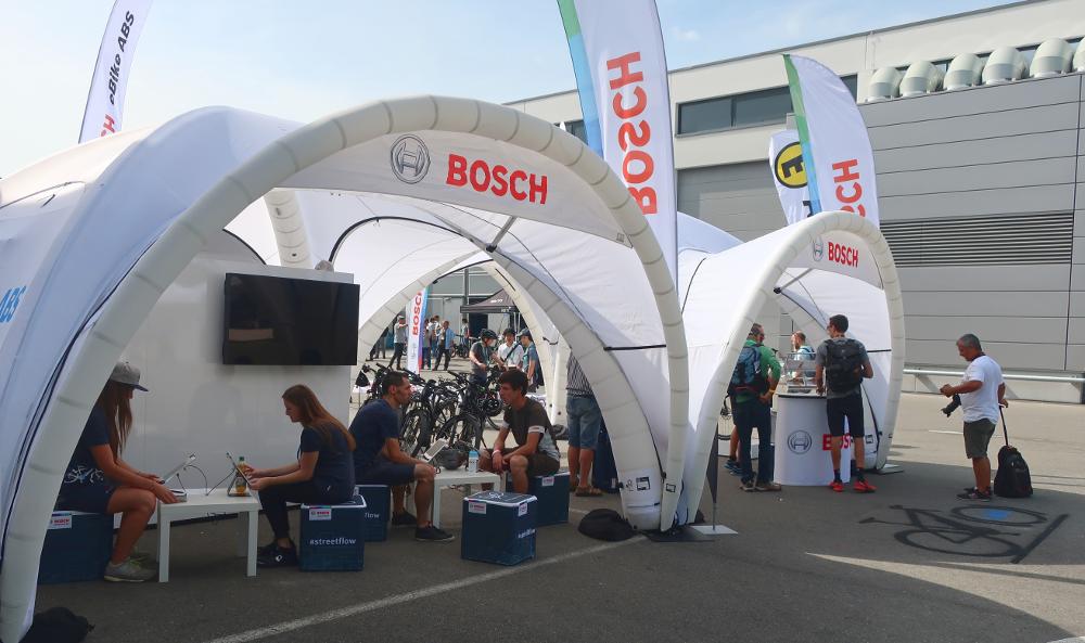 Bosch Flatcube eBike Sitzwuerfel