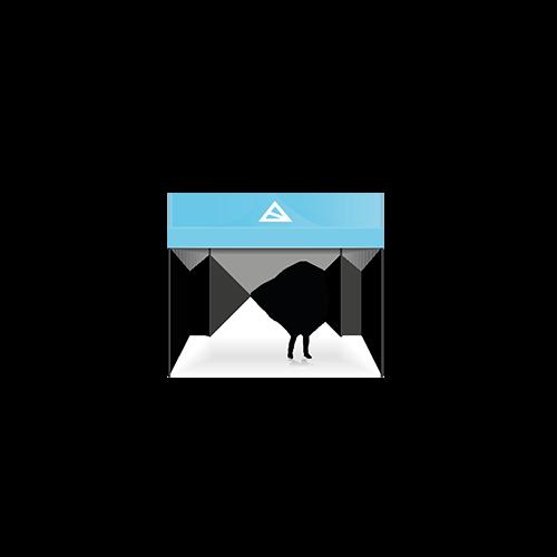Produktbild FALTZELT 1,5×1,5m