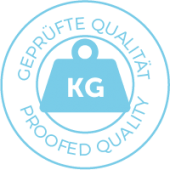 Geprüfte Qualität Symbol