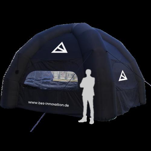 Aufblasbares Zelt