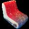 aufblasbare Sessel