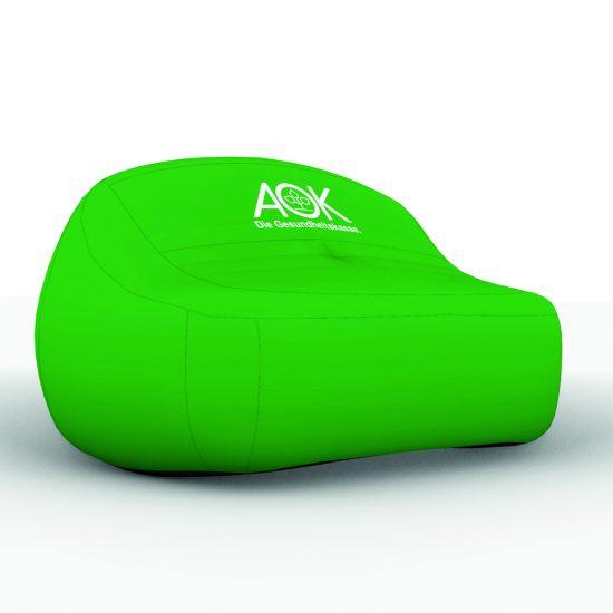 Produktbild aufblasbares Sofa
