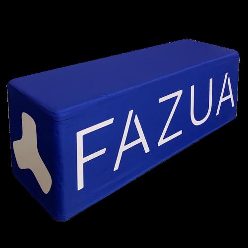 Bedruckbare Sitzbank faltbar Fazua