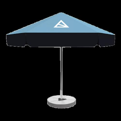 Sonnenschirm mit Paneelen 3m
