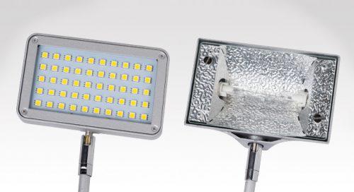 Lampe für Messestand Premium