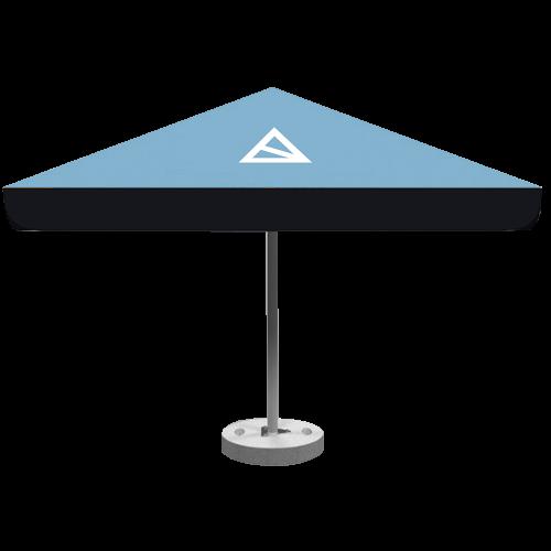Produktbild Sonnenschirm Eckig 3x3m