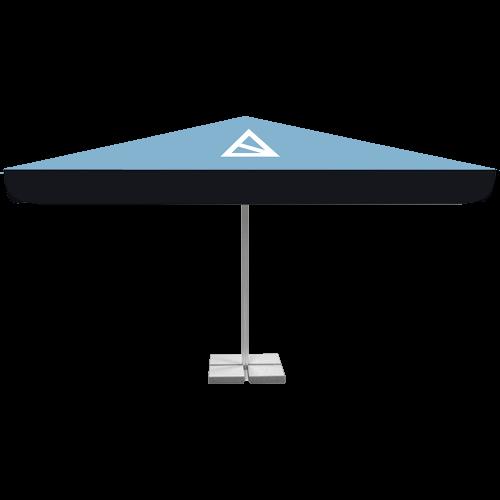 Produktbild Sonnenschirm Eckig 4x4m
