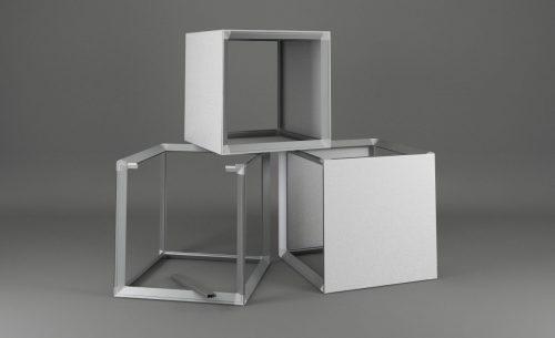 Cube Gestell