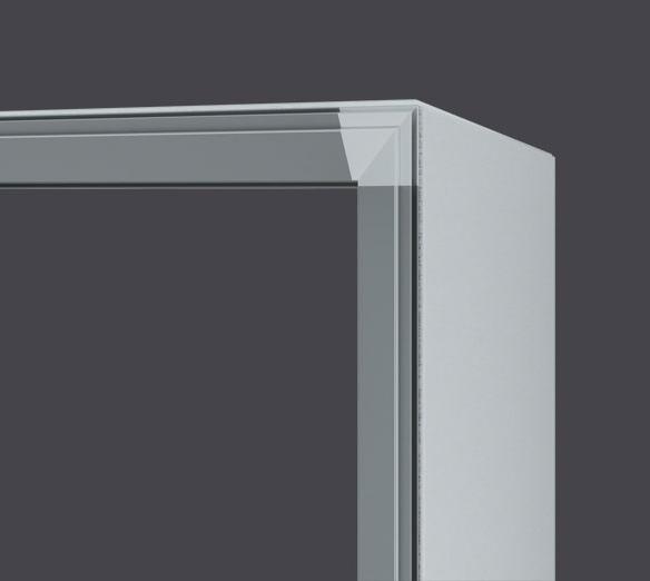 Aluminium Rahmenkonstruktion