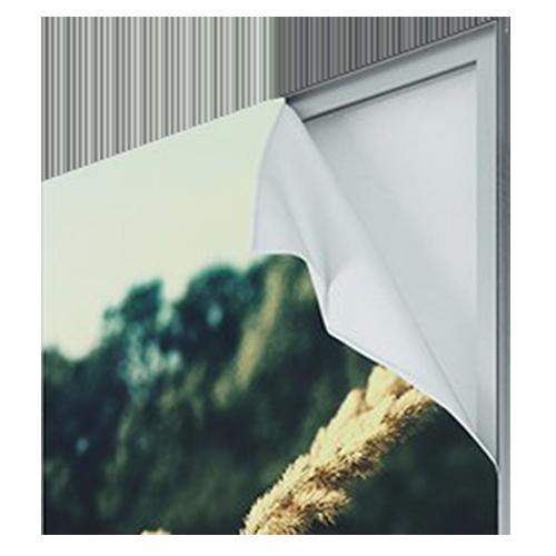 Rahmen mit Banner