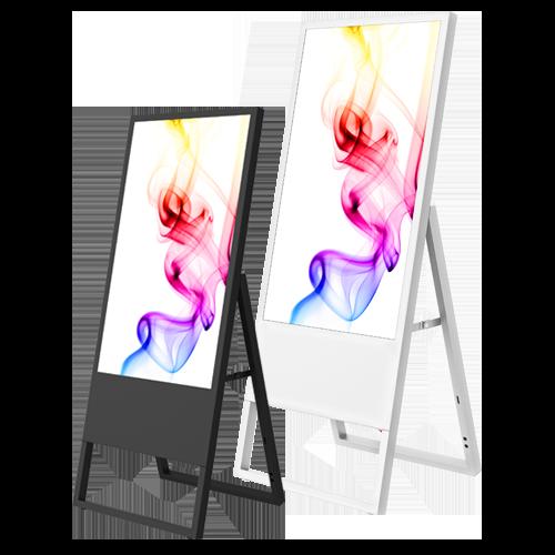 Produktbild Digitaler Kundenstopper