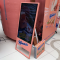 digitaler Kundenstopper mit Case