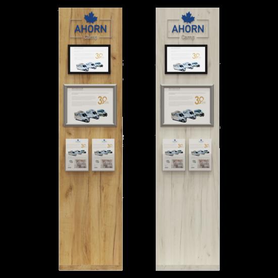 Produktbild Holz, Metall und Verbund