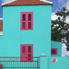 Türkises Haus
