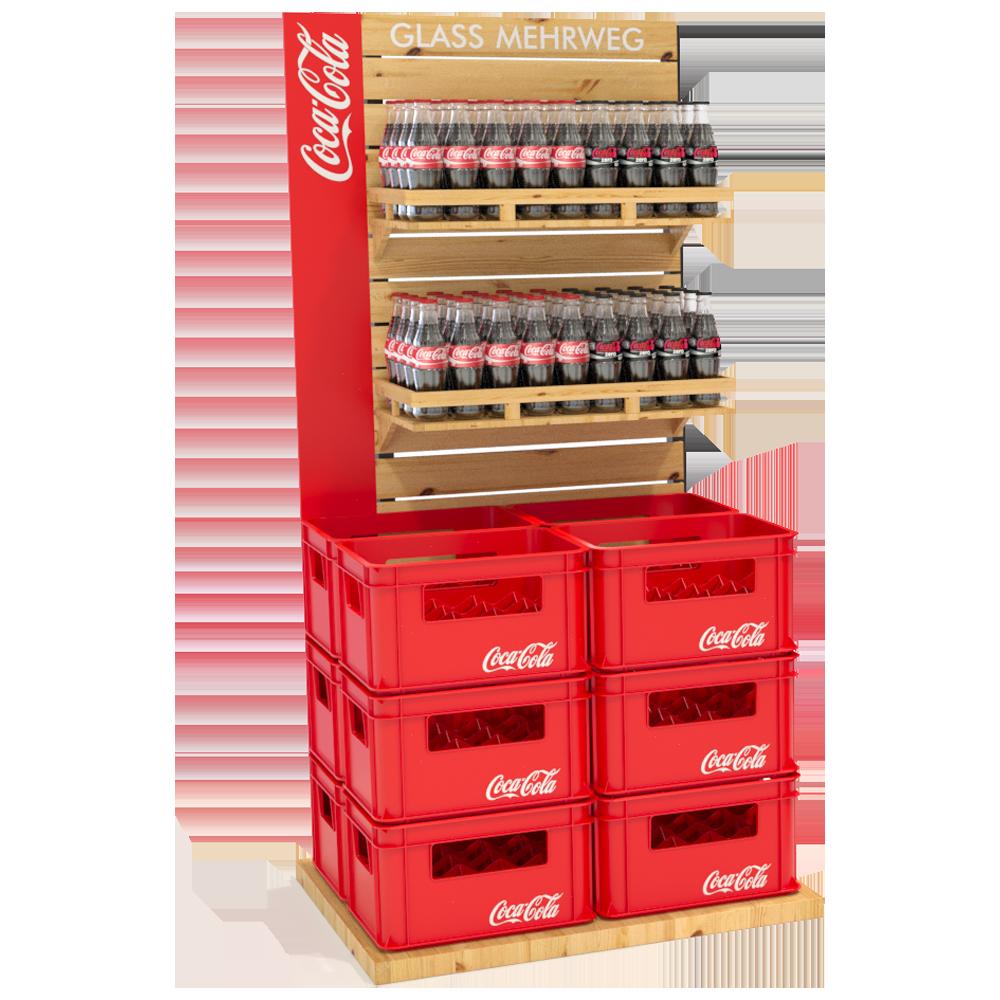 Coca Cola Display