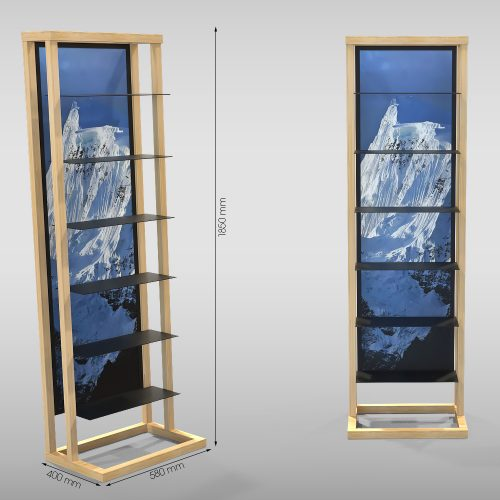Holz Display