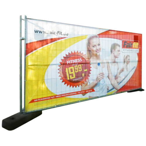 Produktbild Mesh Banner