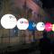 Leuchtende Glow Balloons mit Logos