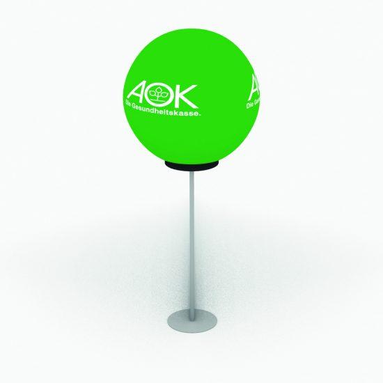 Produktbild LED-Ballon – LICHTWERBUNG FÜR DEINE VERANSTALTUNG