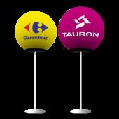 Glow Balloon - Lichtwerbung für Deine Veranstaltung