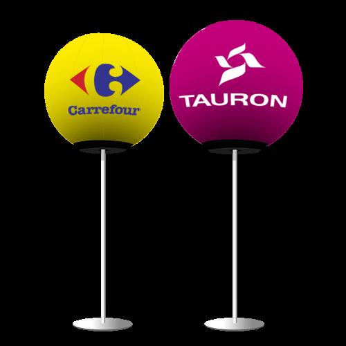 Produktbild Glow Balloon – Lichtwerbung für Deine Veranstaltung
