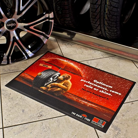 Produktbild Werbematte Foto Standard