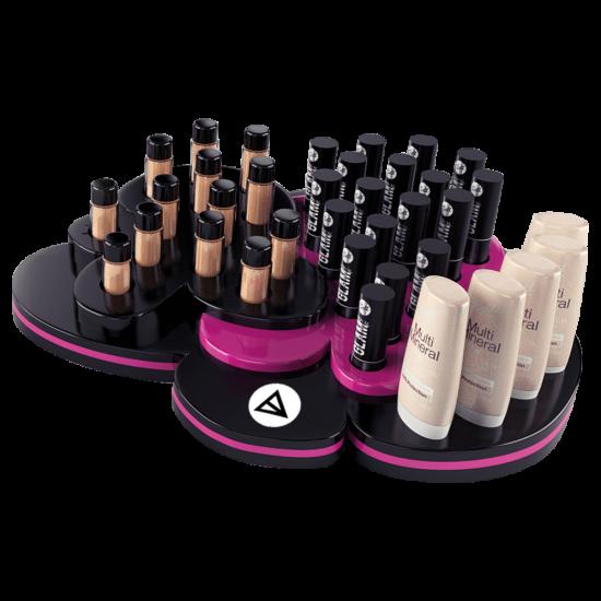 Produktbild Kosmetik Displays