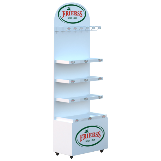 Produktbild Lebensmittel Displays