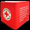 Produktbild Flatcube (faltbarer Sitwürfel)