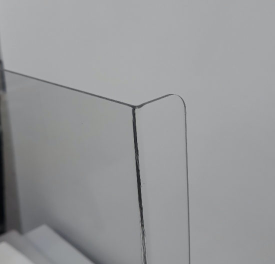 Produktbild Kassen- und Spuckschutz, Thekenschutz