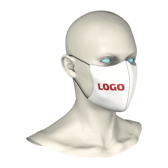 Behelfs-, Mund-, Nasenschutz