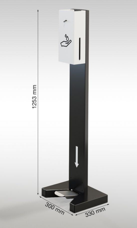 Produktbild Dispenser I Modell manuell