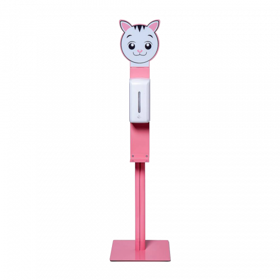 Dispenser pink