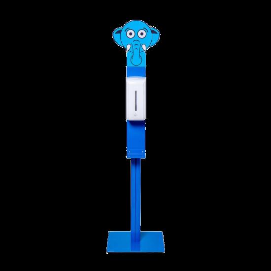 Dispenser blue