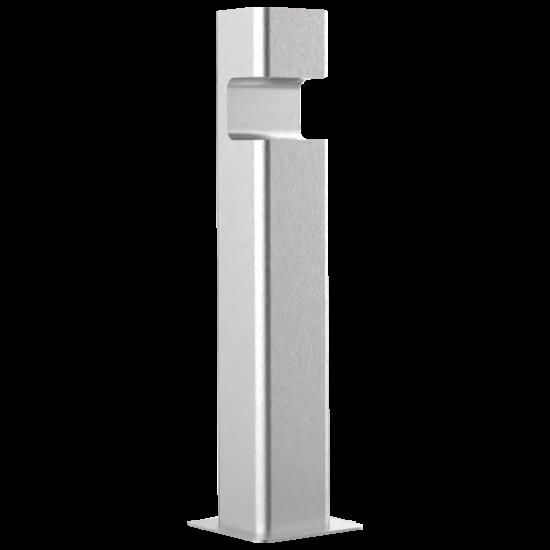 Dispenser U Modell 5 Liter Edelstahl